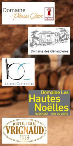 les vendredis de l'été dégustation de vin au curé Nantais